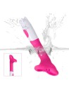 Clitoral vibrator 12 speed in ergonomic and waterproof silicone